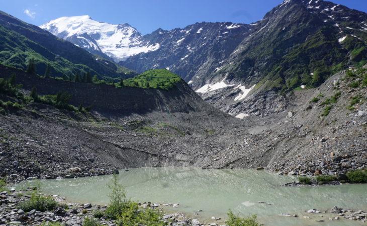 Lac Glacier Bionnassay