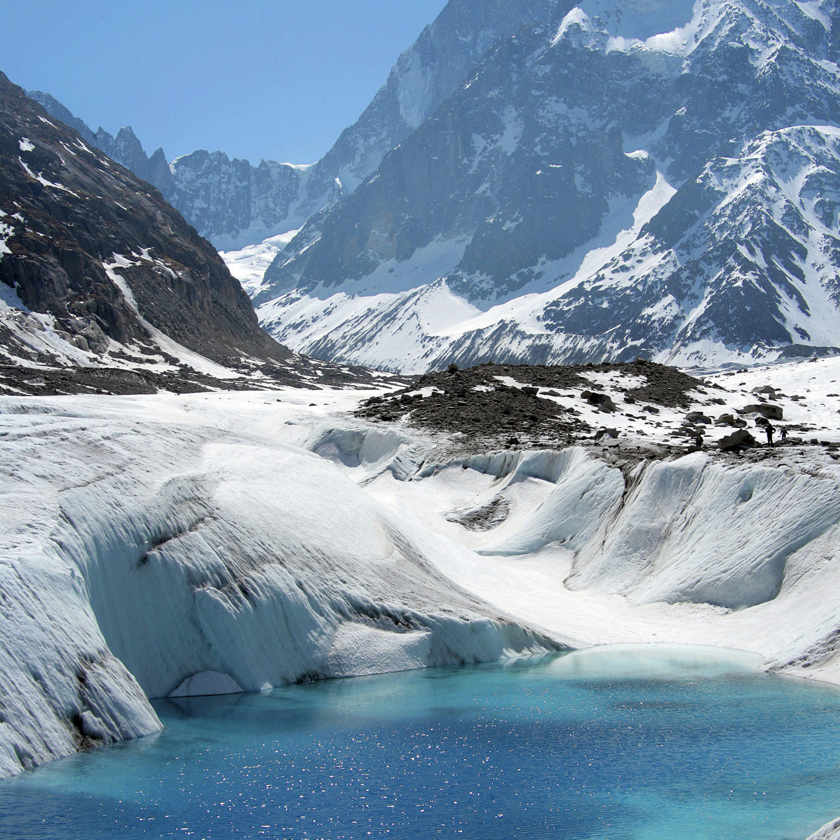 mer de glace Fondation ENG