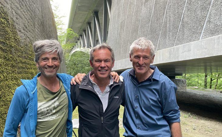L'ingénieur, les président et le glaciologue